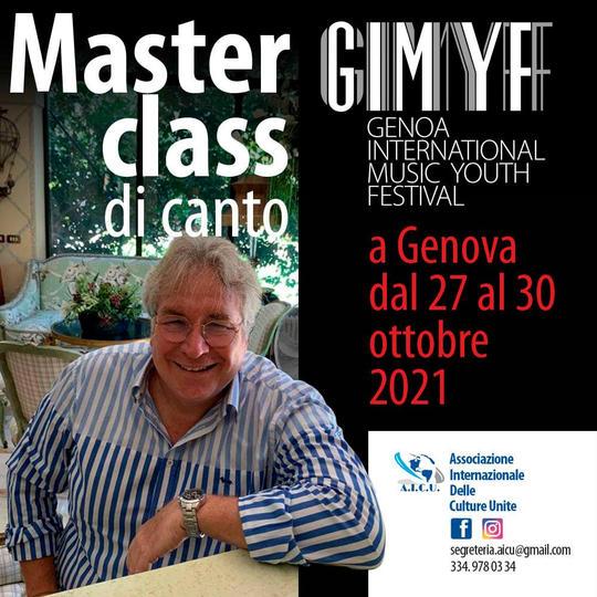 Master Class Genova